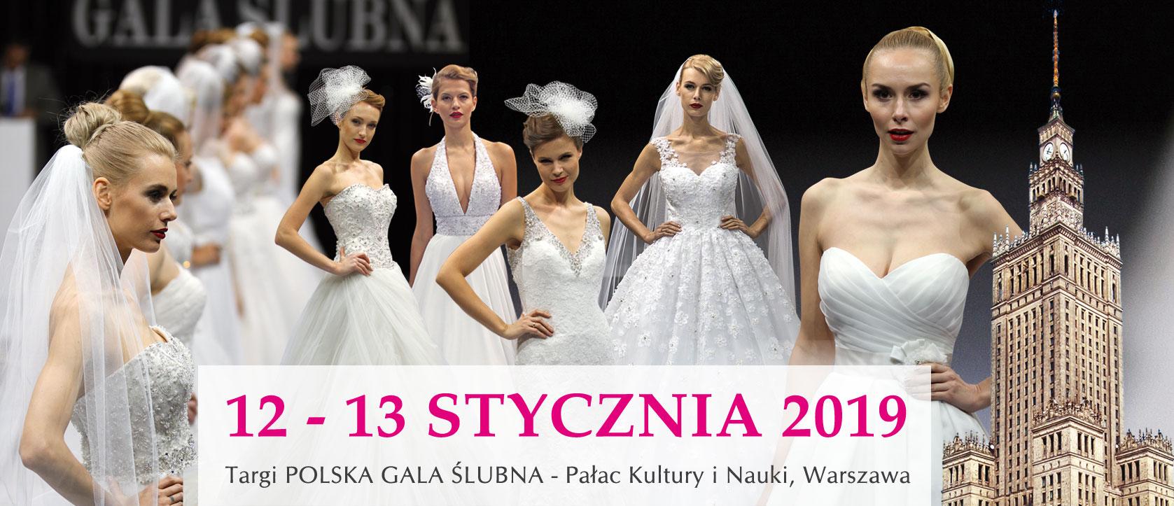 Targi Polska Gala Ślubna PKiN Warszawa