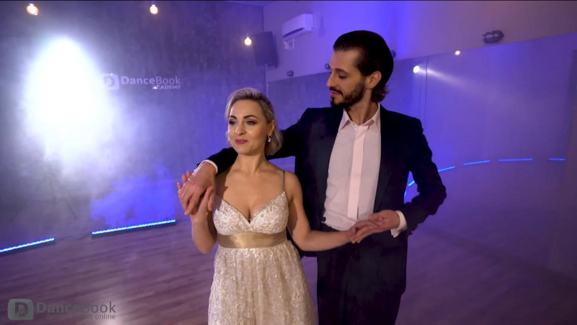 PREMIERA na DanceBook.PL - Choreografia Pierwszego Tańca - Krok po Kroku