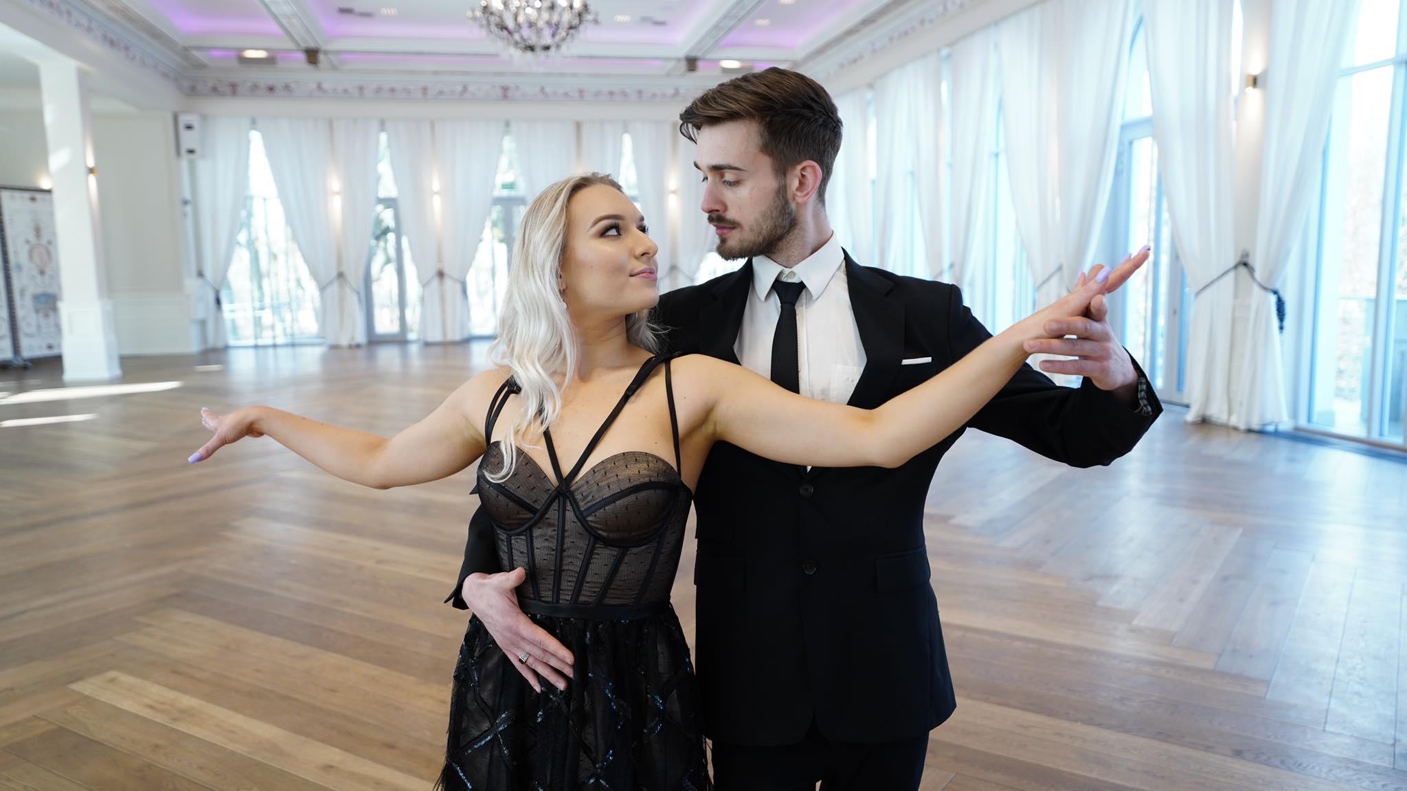 Pierwszy Taniec - Kurs Tańca - Choreografia Przez Internet - Nauka Online