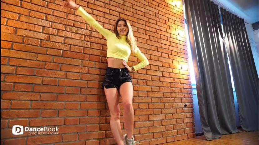Nauka Shuffle Dance - Online Tutorial - Krok po Kroku