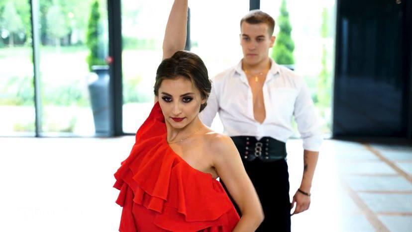 Pierwszy Taniec na bazie Tango - Nowosc na Dancebook! Coming Soon!