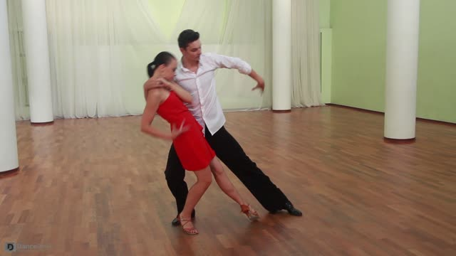 Choreografia Angus and Julia For You